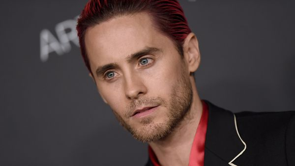 Jared Leto breaks stereotypes in the new campaign for fragrance Gucci Guilty.