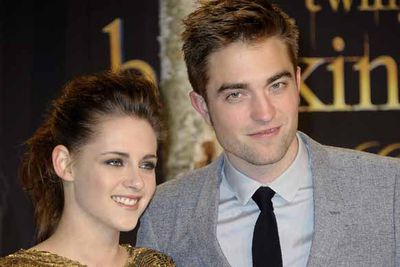 We were over the whole R-Pazt and Kristen Stewart scandal this year. They're together, they're not together. So when they finally parted ways, we were happy to discover Rob was enjoying the single life, being linked to Katy Perry, Sean Penn's daughter and whole bevie of Hollywood hotties.