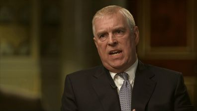Prince Andrew Newsnight interview