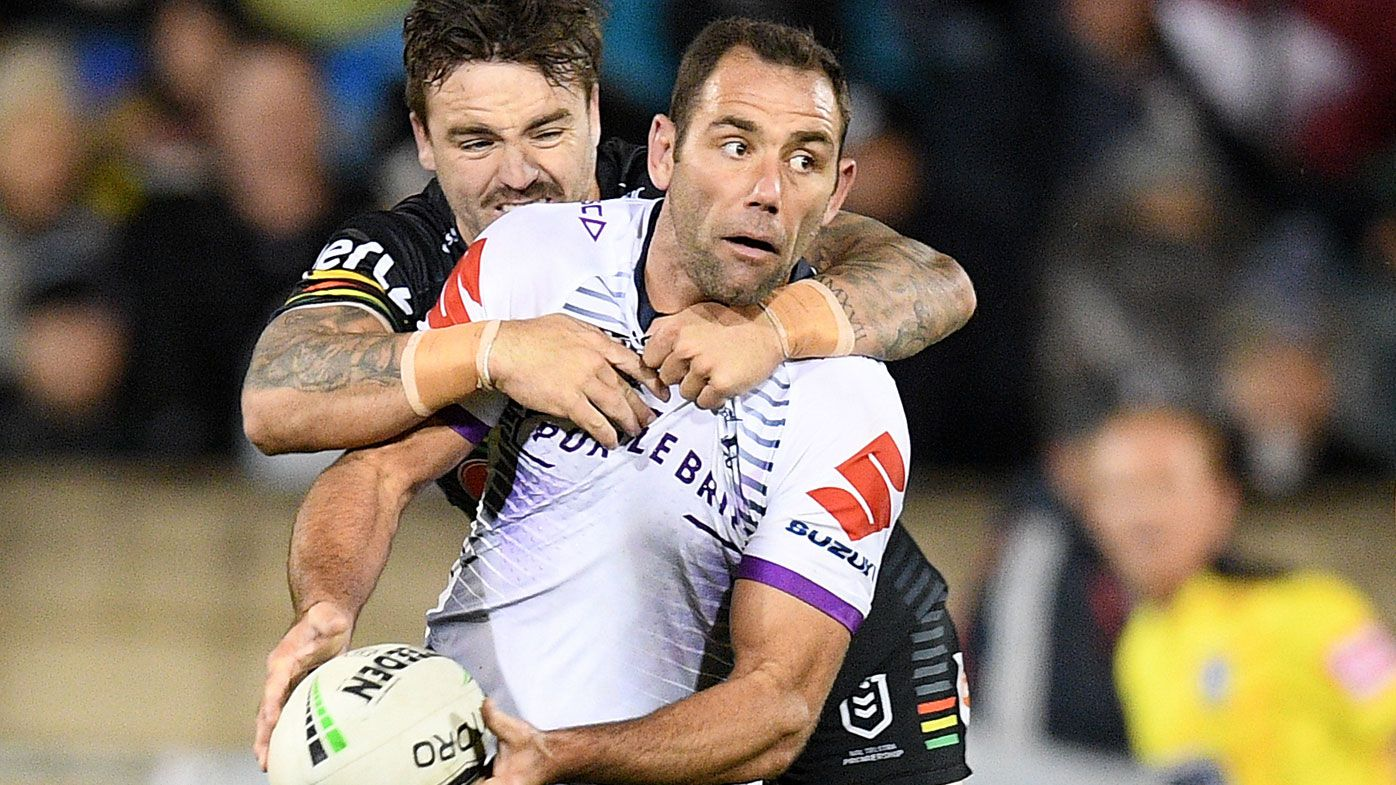 Smith one step closer to points record as Storm smash Panthers in Bathurst