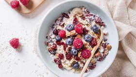 Cranberry breakfast mix