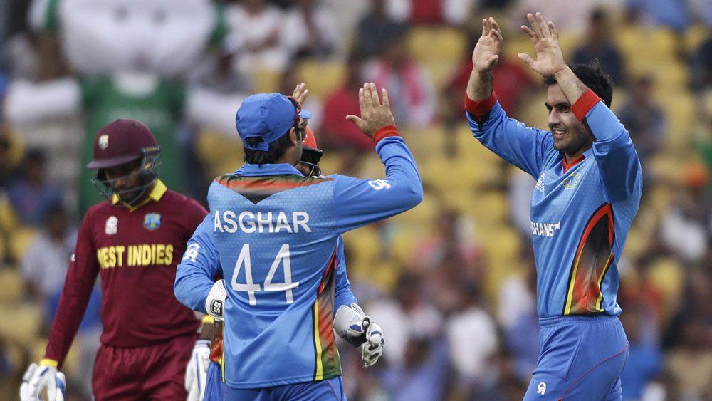 Afghanistan upset West Indies in 6-run win