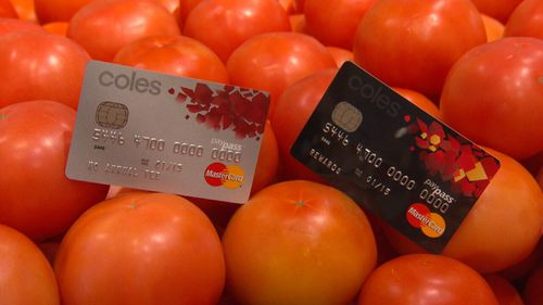 An email sent to Coles Mastercard customers urging them to re-register had people fearing a scam.