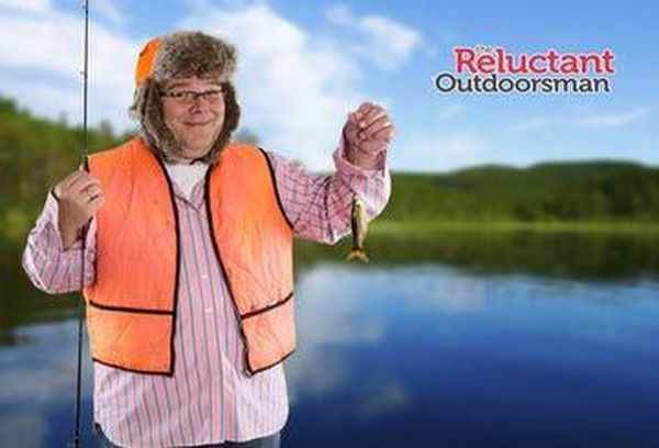 The Reluctant Outdoorsman