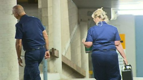 Police are treating the death of a woman found in an underground carpark  as a murder. (9NEWS)