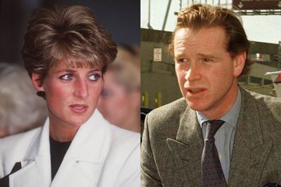 """Diana didn't have much more luck with her own piece on the side. Hewitt was described by one UK newspaper as """"the vilest man in Britain"""" after he sold the details of their affair to a rival publication. Diana herself said she was """"absolutely devastated"""" by the betrayal, and cut Hewitt out of her life."""