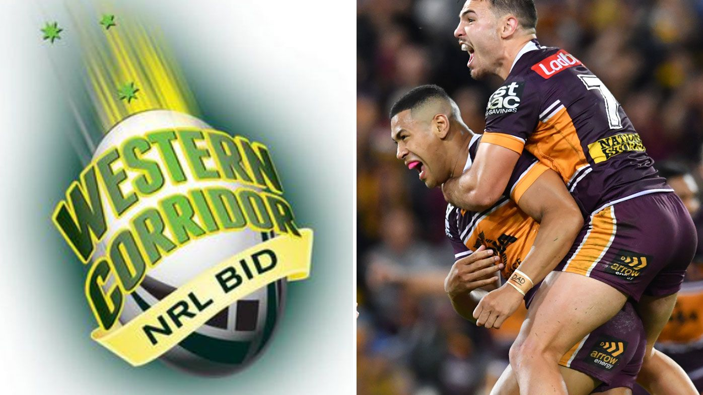 NRL bid rival Western Corridor unfazed by second Brisbane team threat