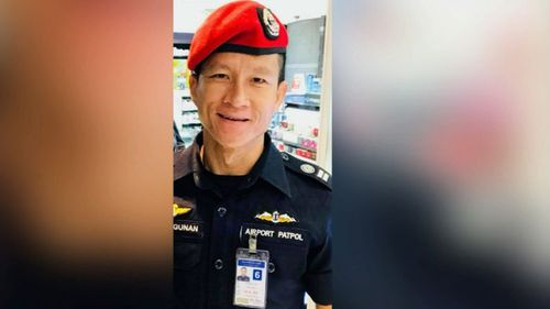 Former Sergerant Saman Kunan, an ex Navy SEAL, died during the rescue.