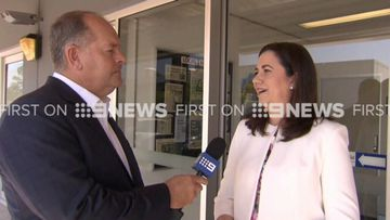 Premier Annastacia Palaszczuk speaks to 9NEWS ahead of Election announcement