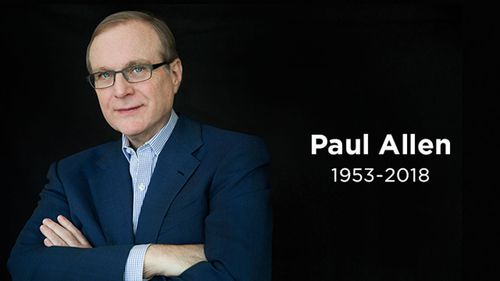 Paul Allen has died from complications of non-Hodgkin's lymphoma.