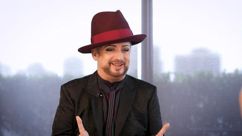 The Voice's Boy George on fame