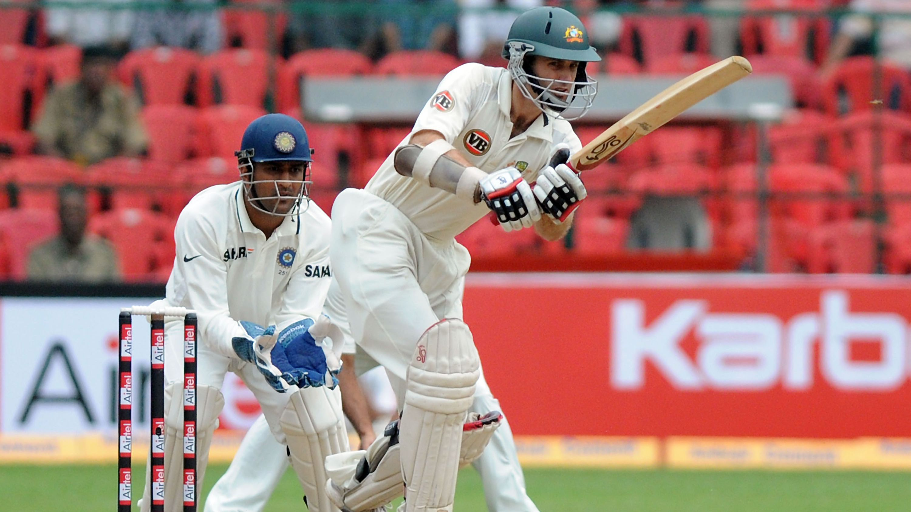 Open with Usman Khawaja and Matthew Wade in the first Test, says Simon Katich