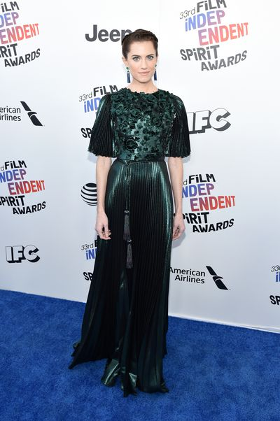 Allison Williams in Andrew Gn