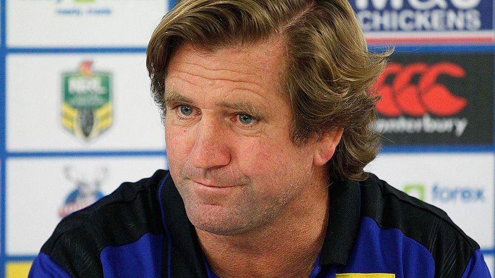 Canterbury Bulldogs sack NRL coach Des Hasler