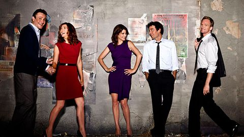 Will How I Met Your Mother finally reveal the mother in 2013?