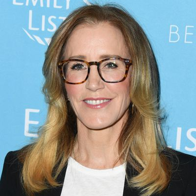 Felicity Huffman as Lynette Scavo: Now
