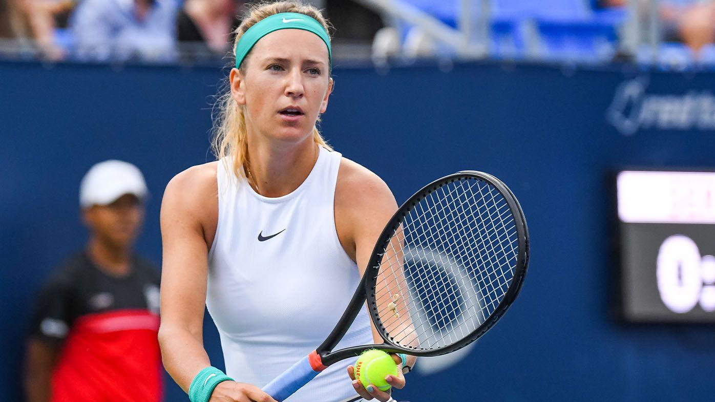 Belarus star Victoria Azarenka calls for calm amid Australian Open quarantine wildfire