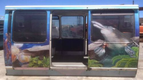 For sale: Iconic Sydney monorail carriages going cheap