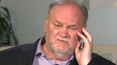 Thomas Markle Snr interview
