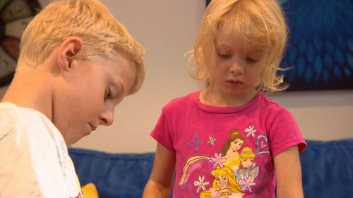Children are at a greater risk of behavioural problems, the research has found. (9NEWS)