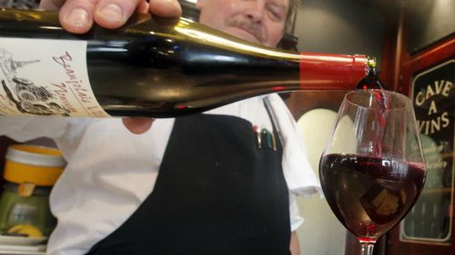 Wine could be as harmful as vodka, health officials say