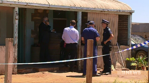 Police discovered Meffert's body while doing a firearms inspection at a nearby property.