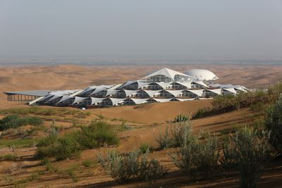 <strong>Desert Lotus Hotel, China</strong>