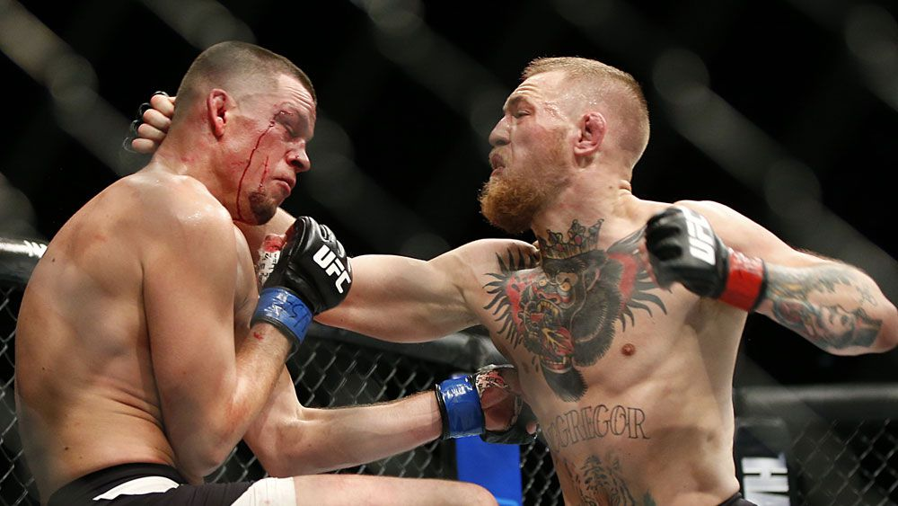 McGregor, Diaz rematch set for UFC 200