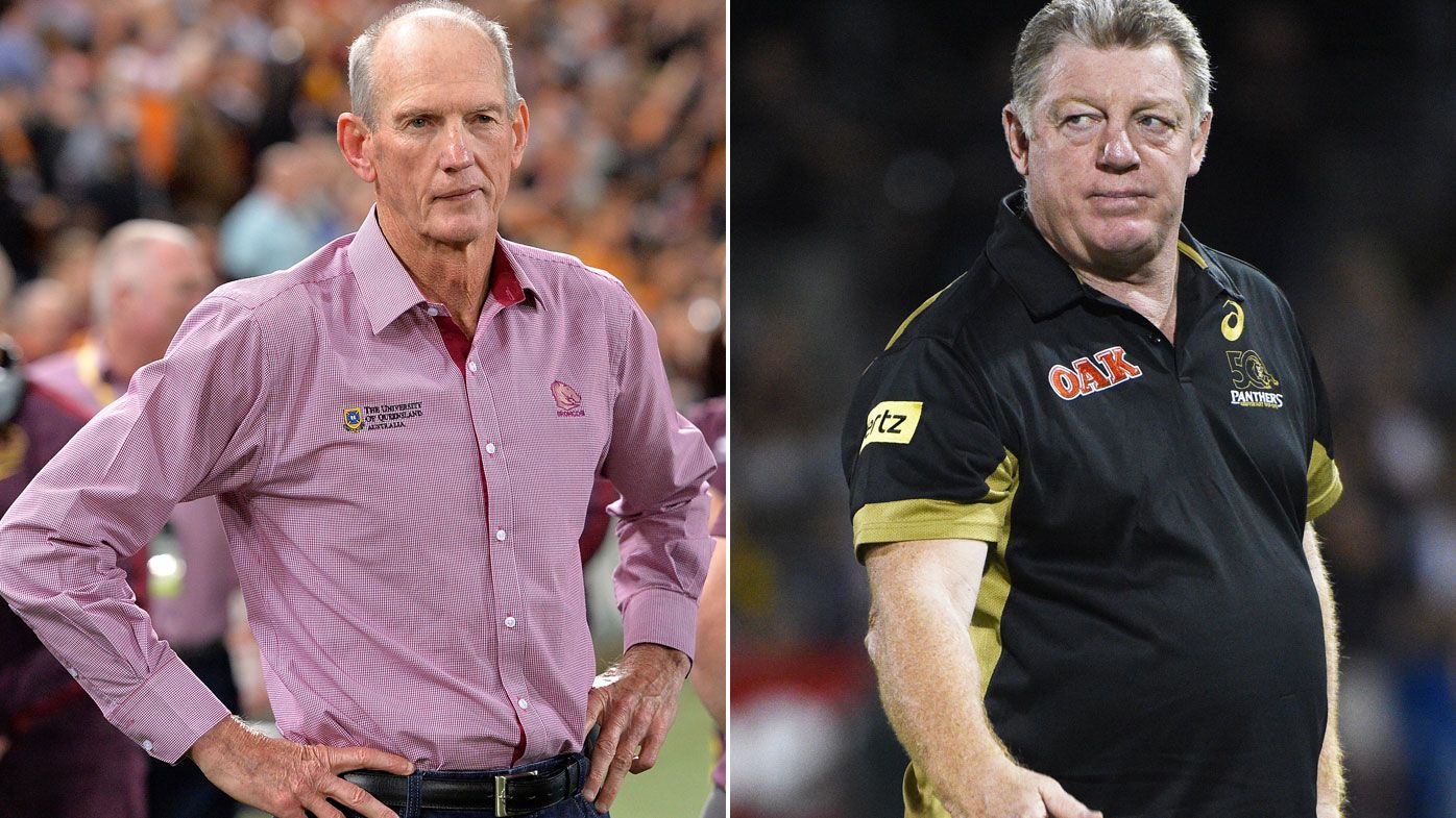 Penrith CEO Brian Fletcher says Wayne Bennett and Phil Gould can work together