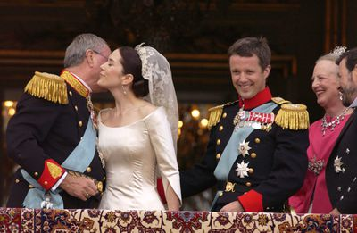 Crown Princess Mary of Denmark's royal wedding