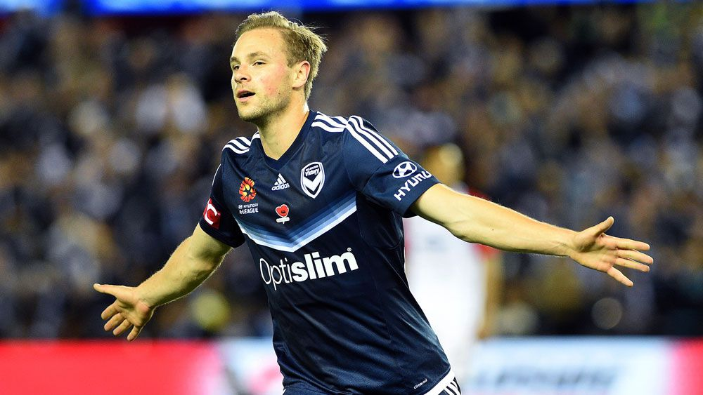 Beister completes Victory's A-League rout