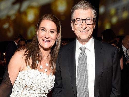 Bill and Melinda Gates divorce.