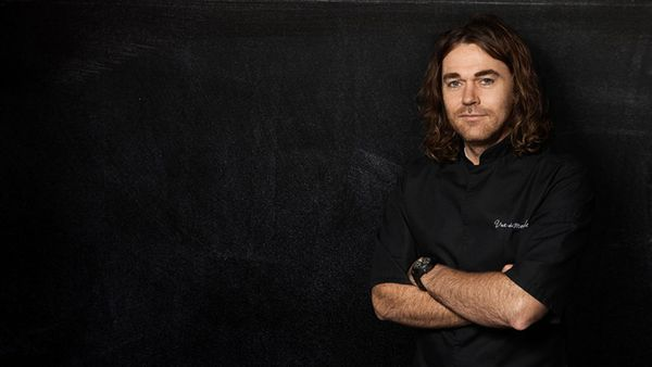 Chef Shannon Bennett. Image: vuedemonde.com.au