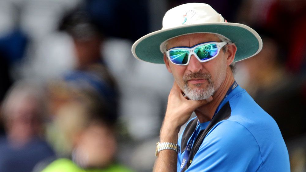 Jason Gillespie will serve as an assistant to Justin Langer. (AAP)