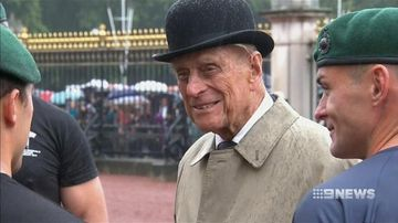 Prince Philip carries out final public engagement