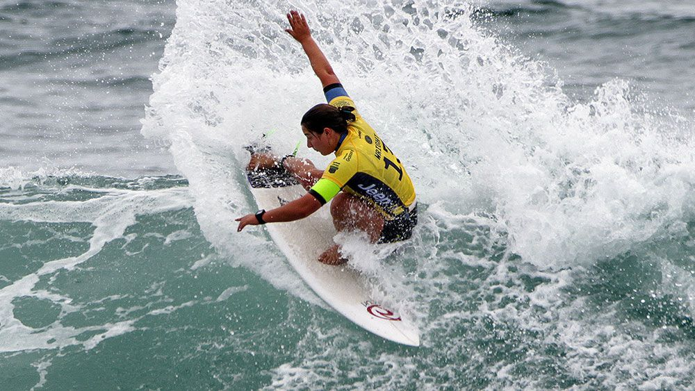 Aussie Wright wins California surf title