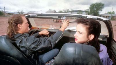 2. Juliette Lewis and Woody Harrelson in Natural Born Killers (1994)