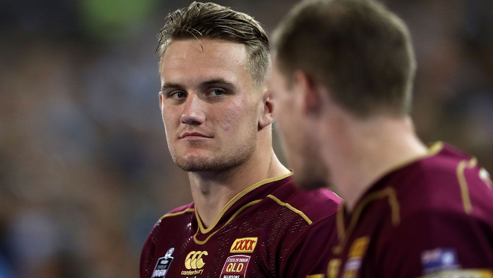 Origin stars Gavin Cooper, Michael Morgan and Coen Hess to back up for Cowboys