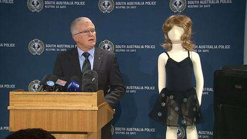 Police confirm South Australia suitcase remains belong to girl