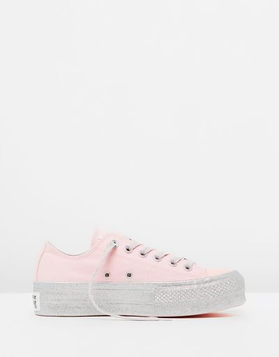 "<a href=""https://www.theiconic.com.au/converse-x-miley-chuck-taylor-all-star-platform-632669.html"" target=""_blank"">Converse X Miley Chuck Taylor All Star Platform in Pink, </a><a href=""https://www.theiconic.com.au/converse-x-miley-chuck-taylor-all-star-platform-632669.html"" target=""_blank"">$120</a>"