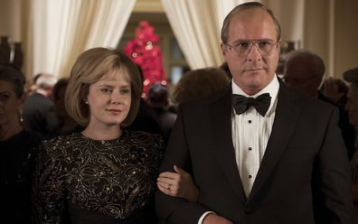 Amy Adams and Christian Bale in 'Vice'