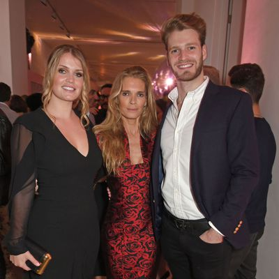 Tatler's English Roses 2017 in association with Michael Kors at the Saatchi Gallery, June 29, 2017