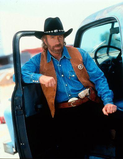 Chuck Norris, Walker, Texas Ranger