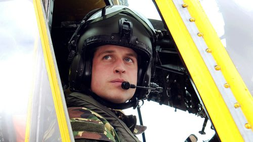 Charitable ride: Prince William set to soar as air ambulance pilot
