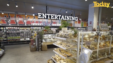 Coles is also prioritising smaller stores with local suppliers.