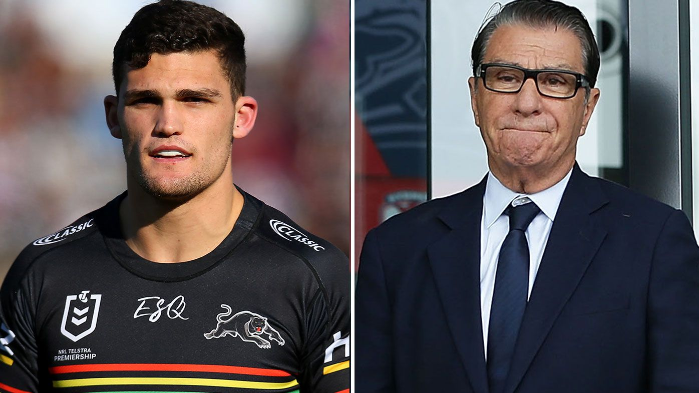 Nathan Cleary hits back at Nick Politis' call to scrap points from NRL's opening two rounds