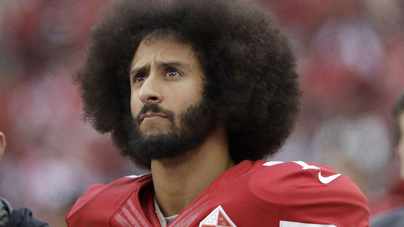 NFL world express skepticism over 'strange' Colin Kaepernick workout