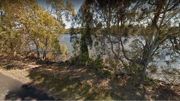 Richmond River, South Ballina NSW.
