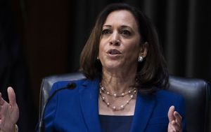 Who is Kamala Harris? The trailblazer named as Joe Biden's running mate