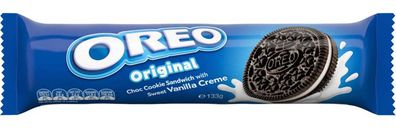 Oreo biscuit packet